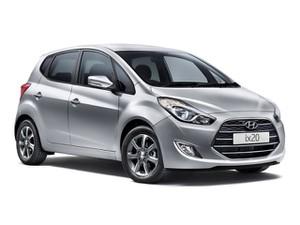 EZrent.lv - car rental Riga - Hyundai ix20