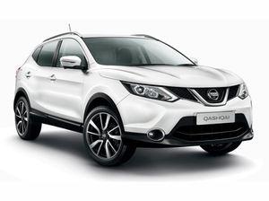 EZrent.lv - car rental Riga - Nissan Qashqai