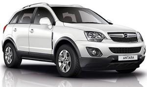 EZrent.lv - car rental Riga -  Opel Antara