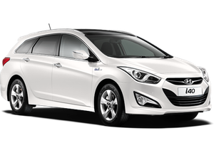EZrent.lv - car rental Riga - Hyundai i40 CW