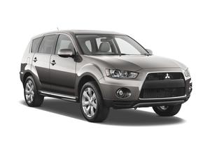 EZrent.lv - авто прокат в Риге - Mitsubishi Outlander