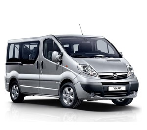 EZrent.lv - авто прокат в Риге - Opel Vivaro