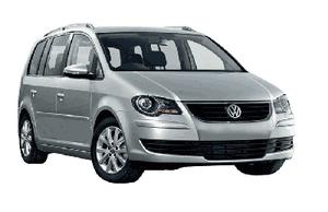 EZrent.lv - car rental Riga - VW Touran