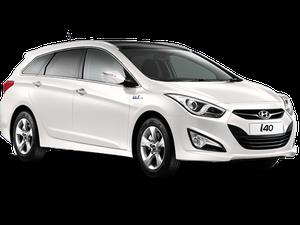 EZrent.lv - авто прокат в Риге - Hyundai i40 CW