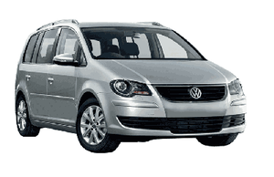 EZrent.lv - Gunstige Mietwagen Riga - VW Touran