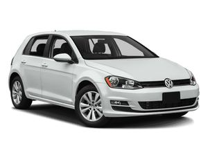 EZrent.lv - car rental Riga -  VW Golf