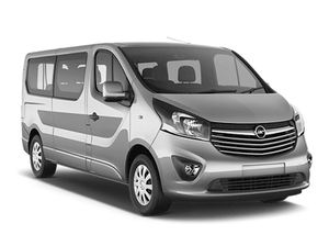 EZrent.lv - car rental Riga - Opel Vivaro
