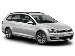 EZrent.lv - авто прокат в Риге - VW Golf Variant