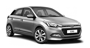 EZrent.lv - car rental Riga - Hyundai i20