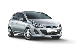 EZrent.lv - auto noma Rīga - Opel Corsa